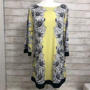 Style&Co Floral Dress Size M